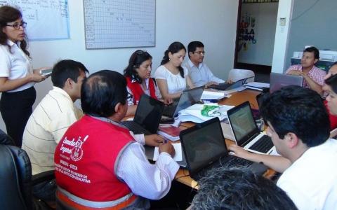 GRELL superó la meta de capacitaciones de prevención del Fenómeno El Niño