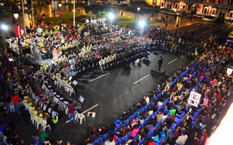 """Concierto de la Peruanidad """"Trujillo rumbo al Bicentenario"""""""
