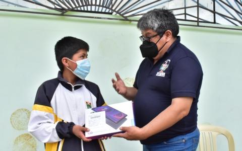 GRELL PROMUEVE CAMPAÑA DE DONACIÓN DE EQUIPOS TECNOLÓGICOS PARA ESTUDIANTES